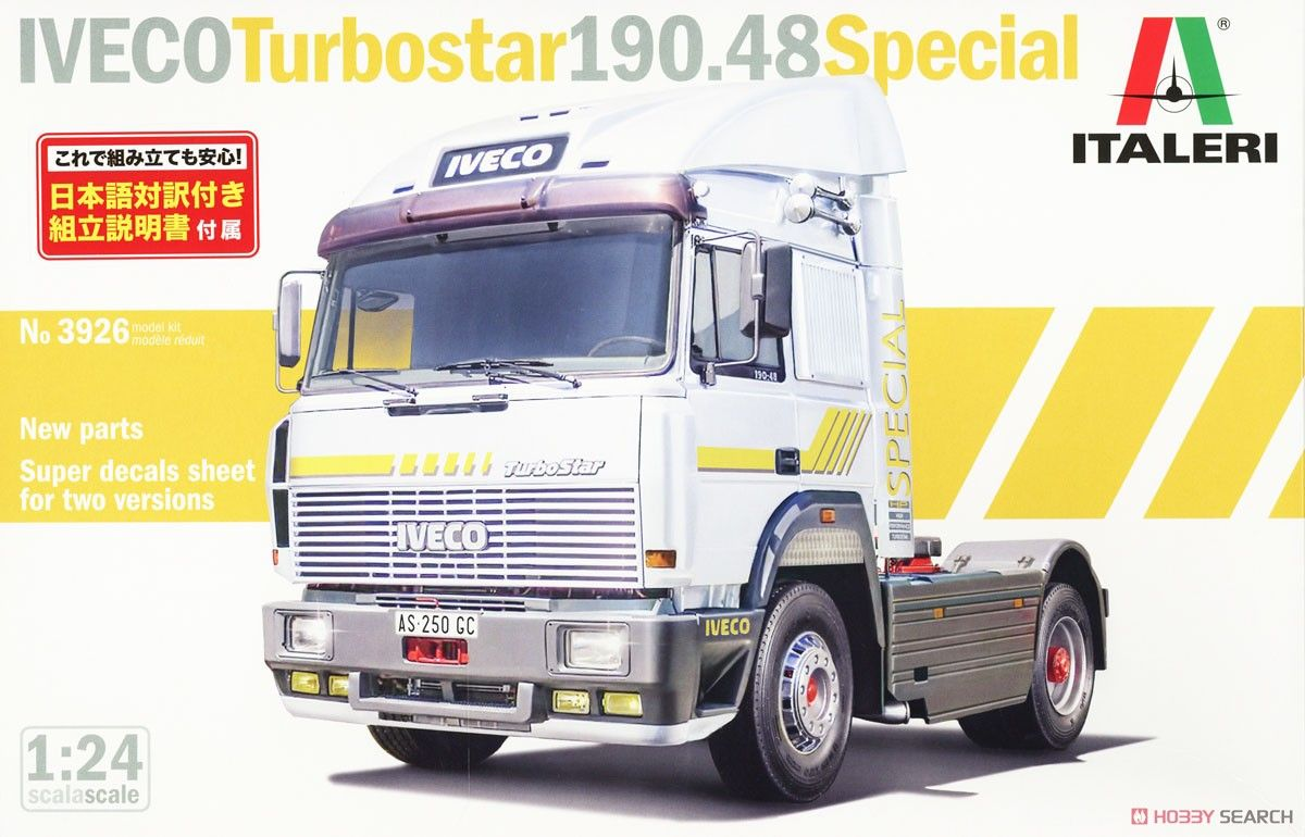 Italeri 3926 Iveco Turbo Star Iveco 190.48 Special