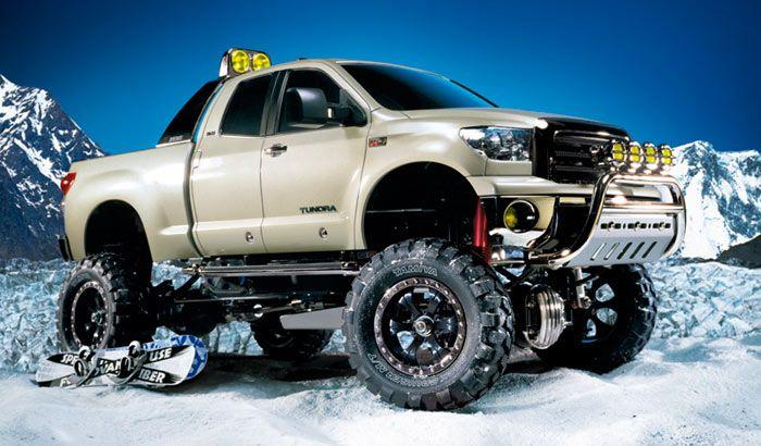 Tamiya 58415 Toyota Tundra High-Lift