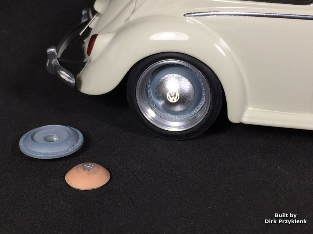 """Scale Production SPRF24169 17"""" Smoothies (VW Beetle)"""