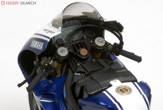 Tamiya 14117 Yamaha YZR-M1 2009