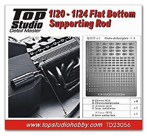 Top Studio TD23056 Flat Bottom Supporting Rod