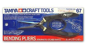 Tamiya 74067 Bending Pliers (for Photo-etched parts)