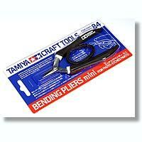 Tamiya 74084 Mini Bending Pliers (for Photo-etched parts)