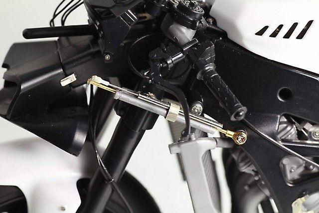 Top Studio TD23062 2009 YZR-M1 Detail-Up Set